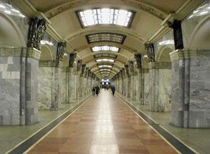 Метрополитен северной столицы проводит необычную акцию под названием...